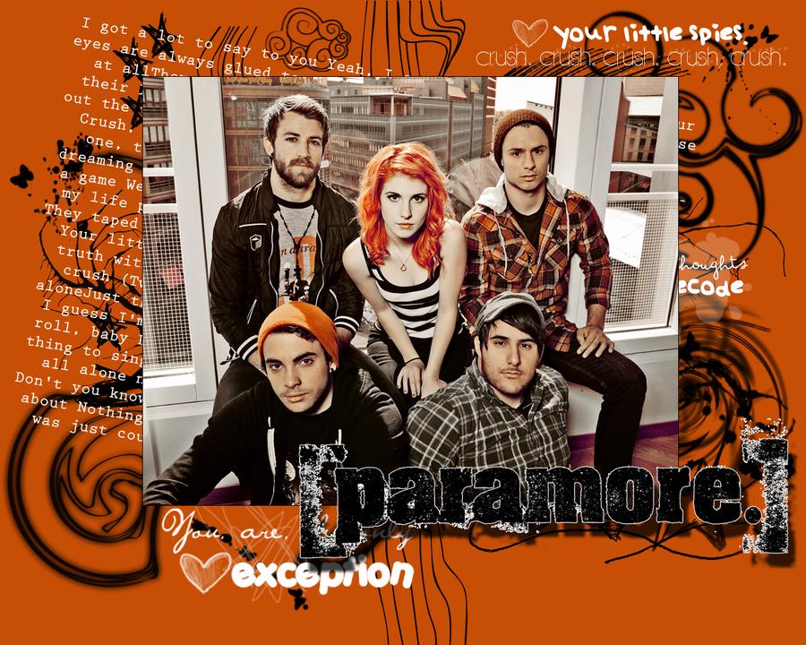 Paramore Wallpaper By Teinnn