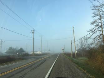 The Fog by Mickeymcp