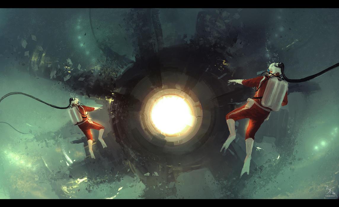 The Strange Encounter by Sanskarans