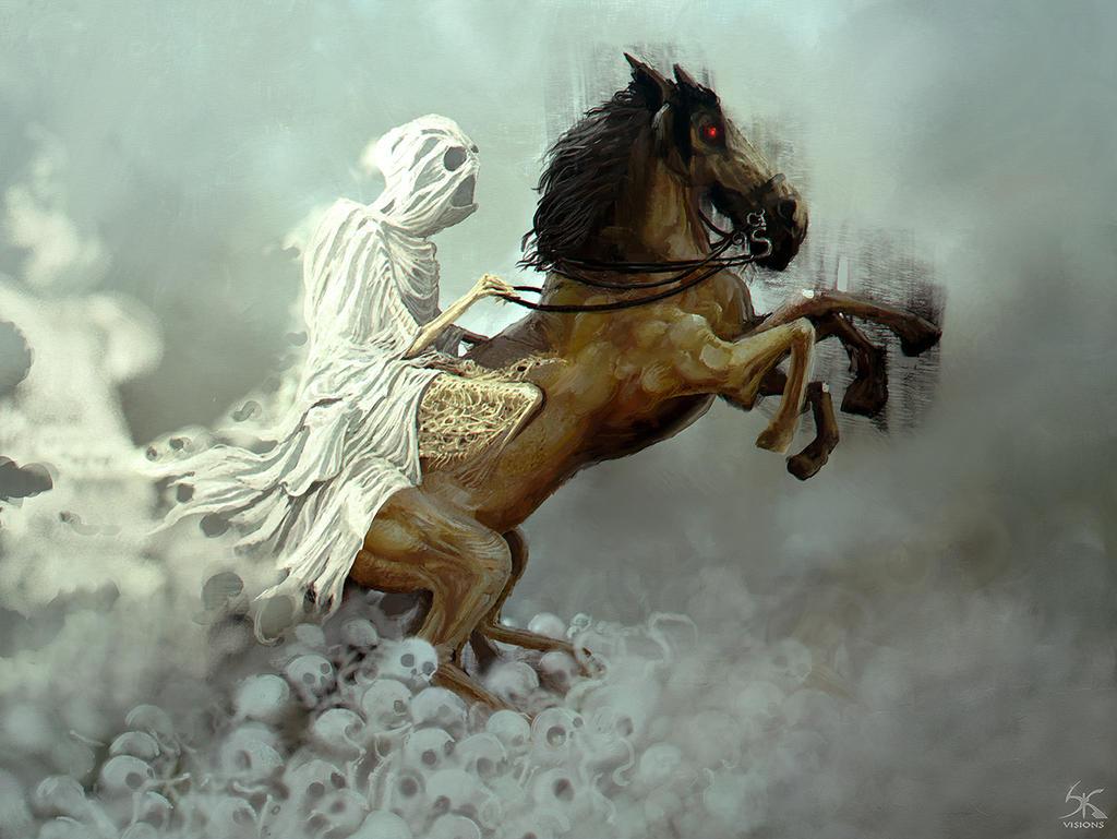 Ghost rider by Sanskarans