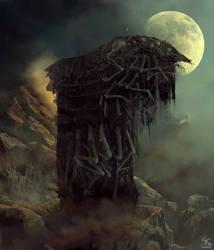 Midnight lurker by Sanskarans