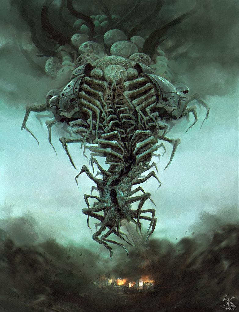Disintegrator by Sanskarans