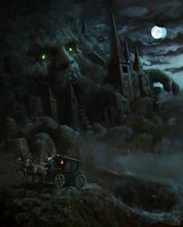 Horror of evil by Sanskarans