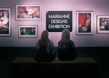 Marianne (no me admite tildes) Designs Exhibition