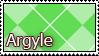 Argyle Stamp by Pockaru