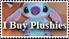 I Buy Plushies Stamp by Pockaru