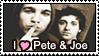 Pete and Joe Stamp