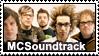 Motion City Soundtrack Stamp by Pockaru