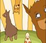 Its a llama world afterall by Pockaru