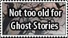 Ghost Stories Stamp by Pockaru