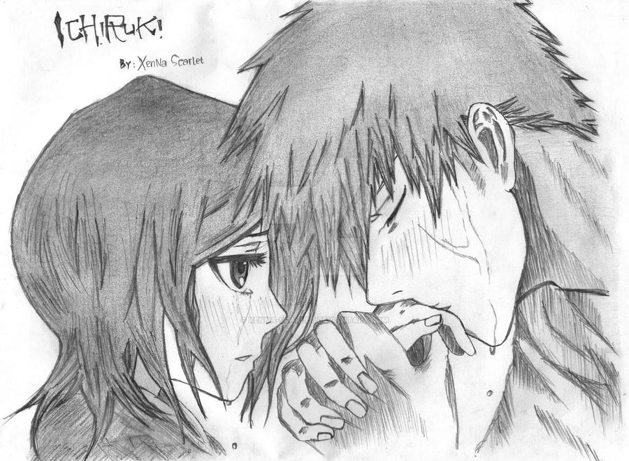 IchiRuki by XenNa-Scarlet