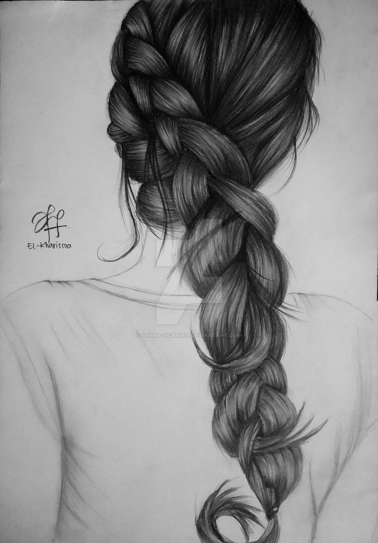 Tress by XenNa-Scarlet