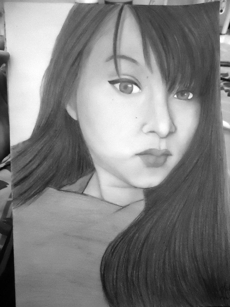 Portrait 009 by XenNa-Scarlet