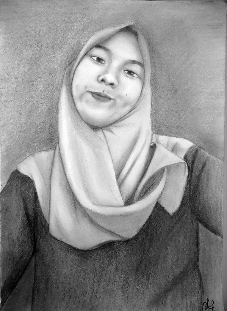 Portrait 011 by XenNa-Scarlet