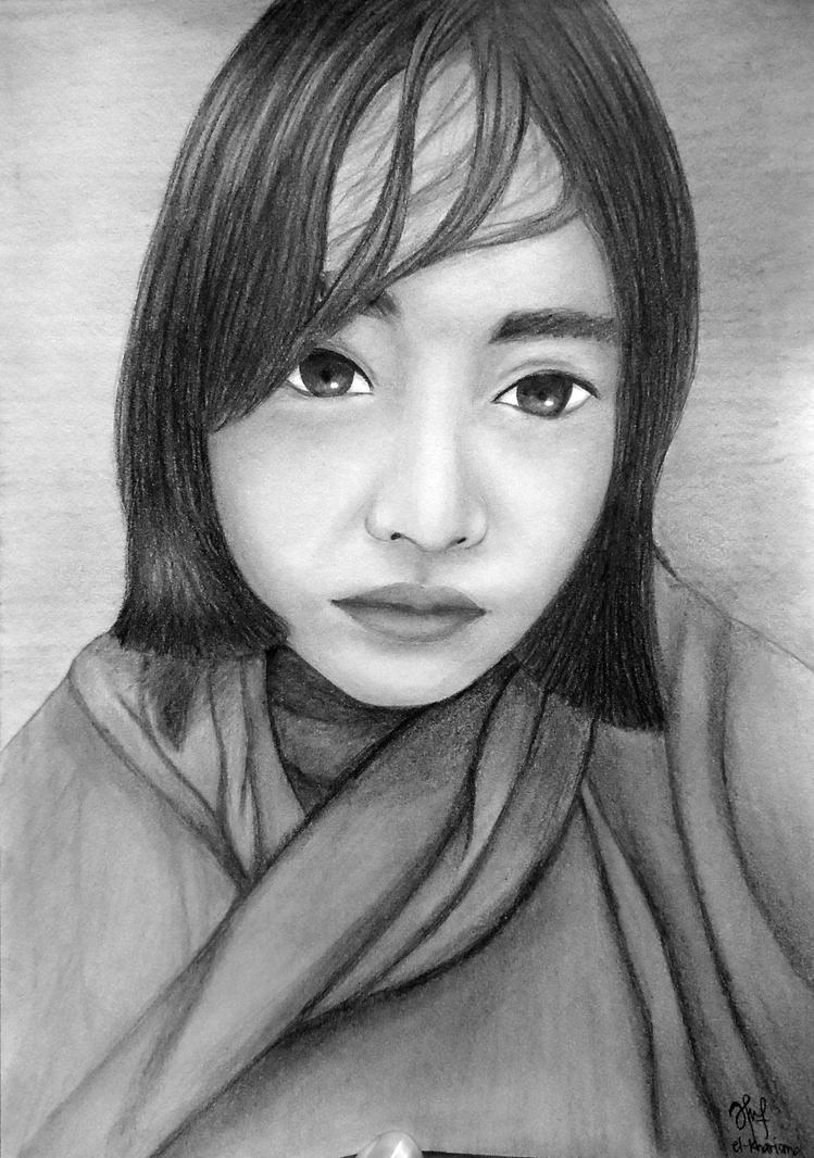 Portrait 012 by XenNa-Scarlet