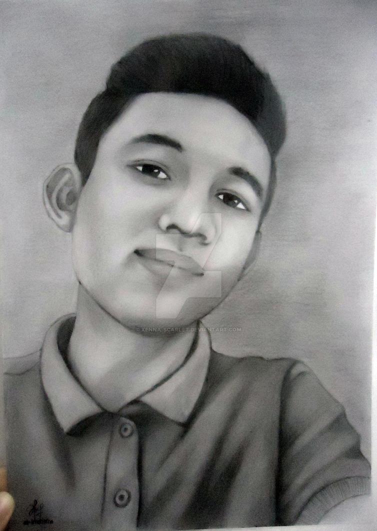 Portrait 013 by XenNa-Scarlet