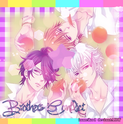 Trillizos - Brothers conflict by IAMeikoD