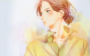 kibikino - Tsubaki chou lonely planet by IAMeikoD