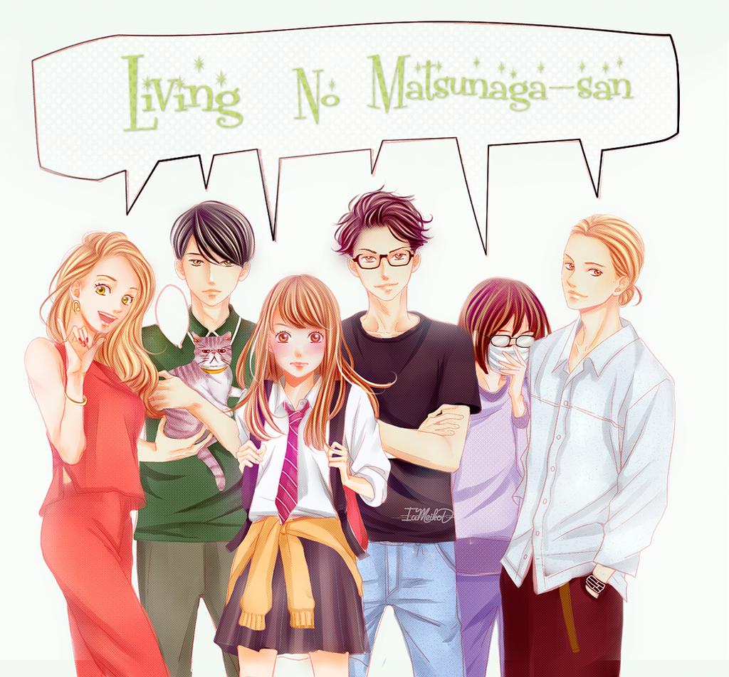 Manga Rock Living No Matsunaga