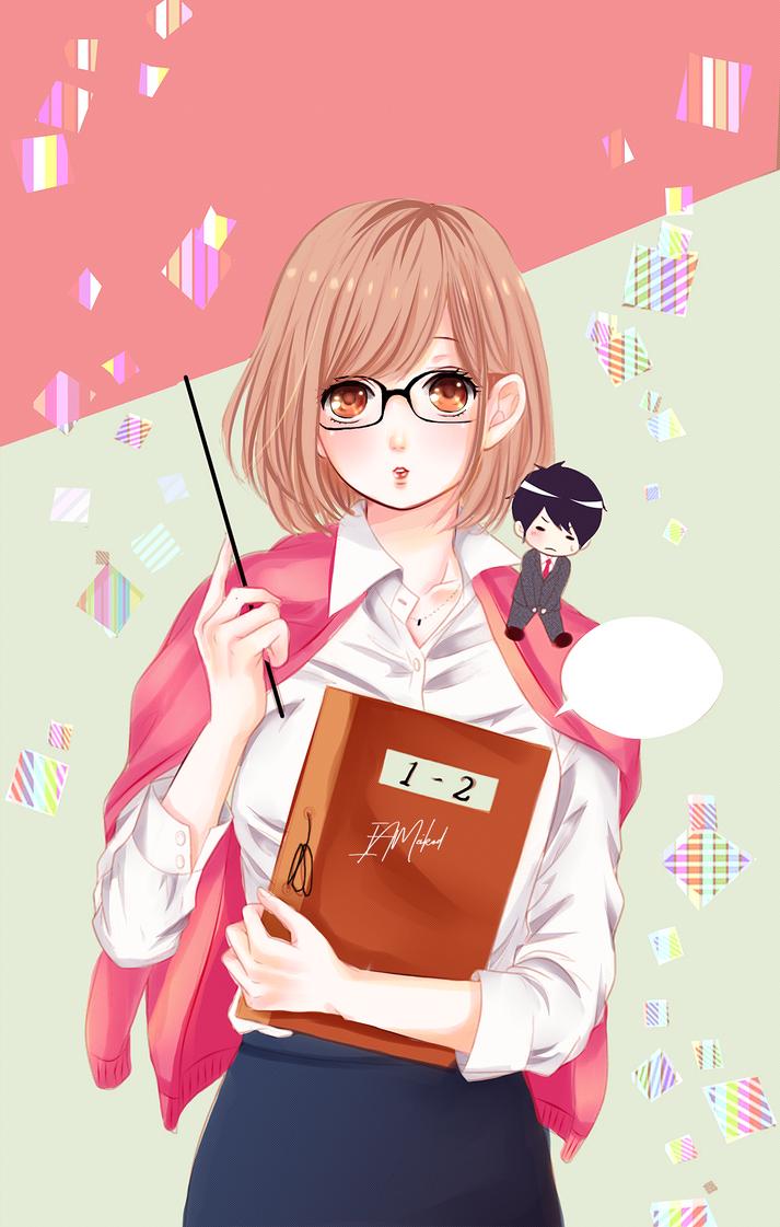 Furuya sensei wa An-chan no mono - Capitulo 2 by IAMeikoD