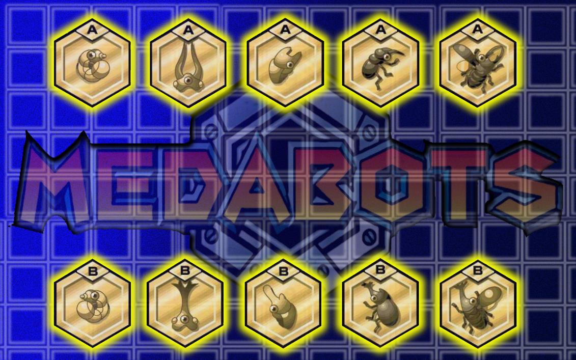 Si no viste Medabots, no tenes infancia (Descargas)
