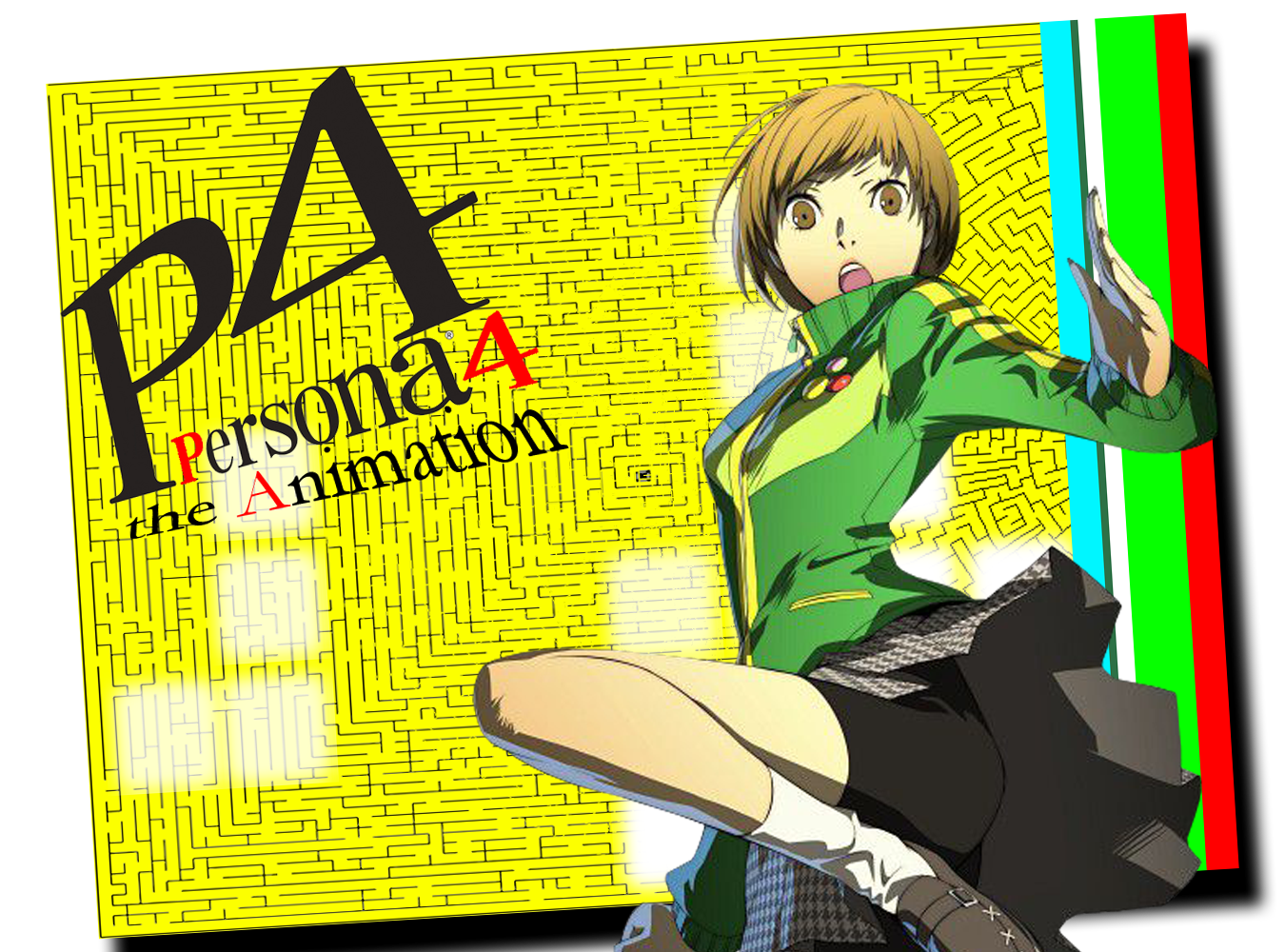 Persona 4 Characters Persona 4 The Animation
