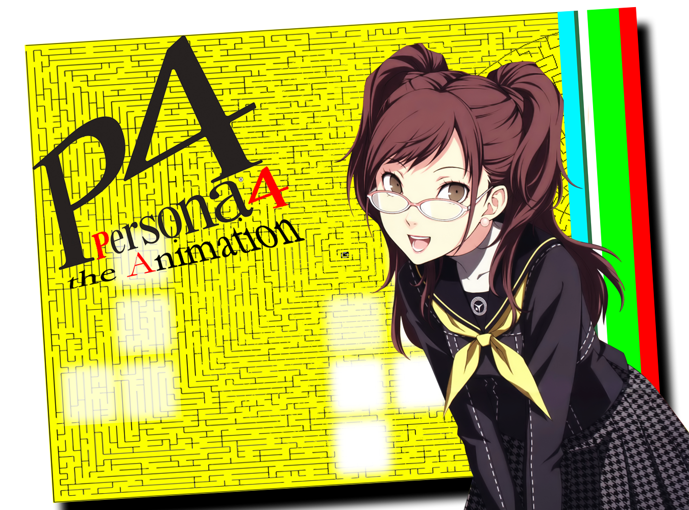 Persona 4 Anime Characters : Persona the animation characters deluxe by crymaster on