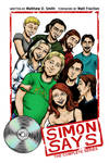 Simon Says Graphic Novel Cover