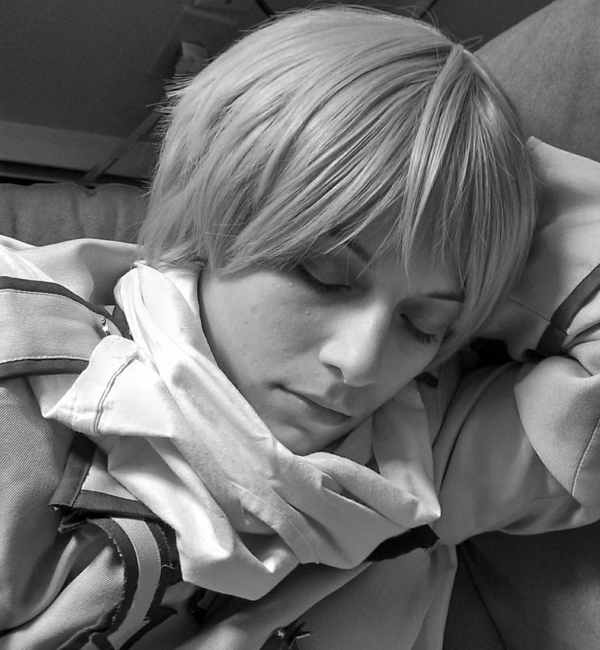 Slumber by KlarRaverian