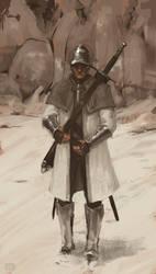 Swordmaster by robrokop