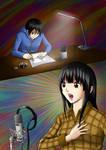 Bakuman - Mashiro and Azuki