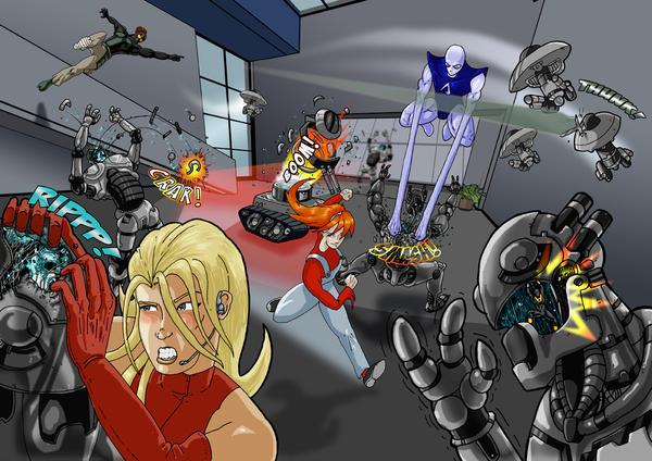Heroes Unite DPS by MrHades