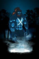 Saltire - Scotland's First Superhero