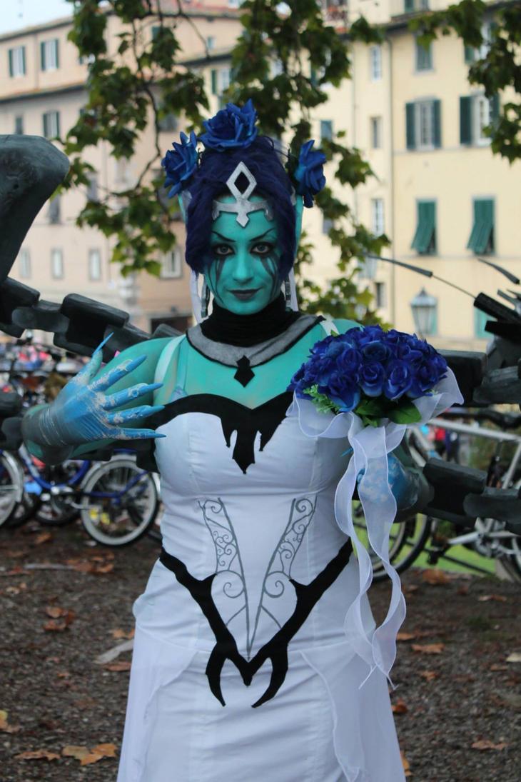 Ghost Bride Morgana by StitchInWonderland on DeviantArt