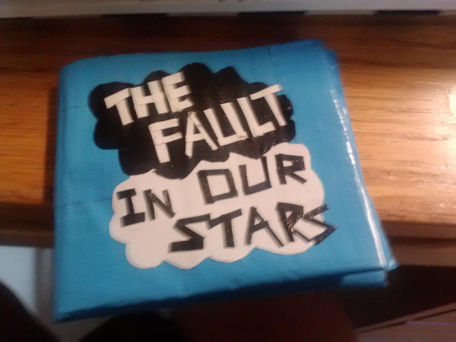 The Fault in Our Stars Duct Tape Wallet by court836
