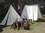 Medieval tents 1