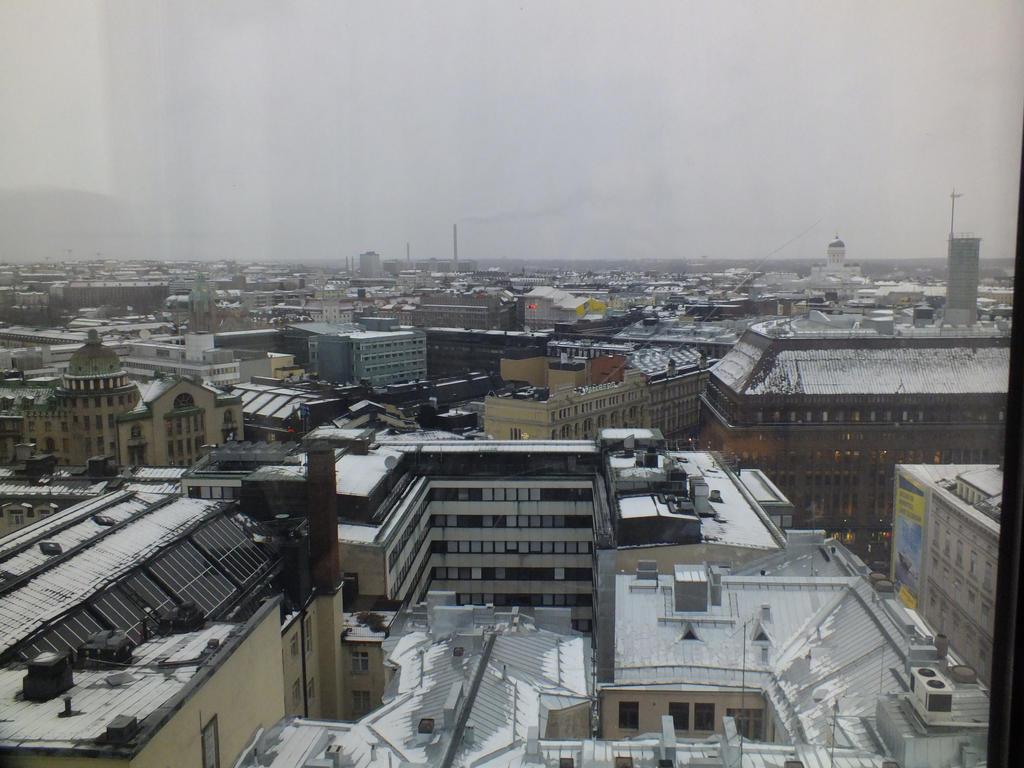 Helsinki skyline I by dani221