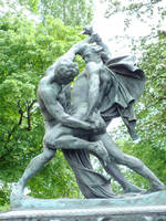 Statue II by dani221