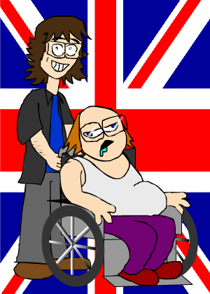 Little Britain-Lou n Andy by limsta on deviantART