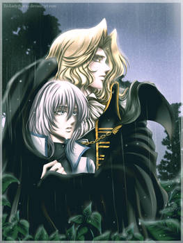 Castlevania : AluSoma - Rainy day