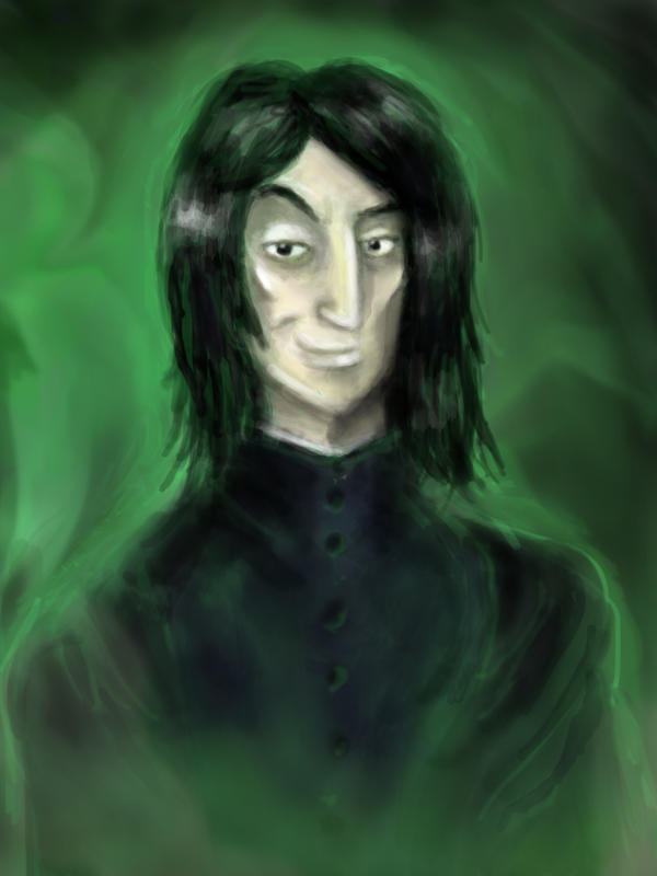 Trademark Snape Sneer by SnappySnape
