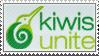 kiwis unite stamp by LilFairie