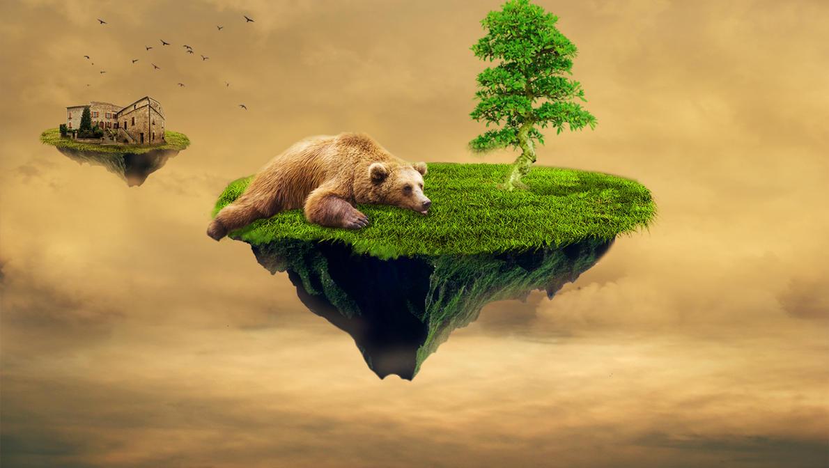 Bear by strygw1r
