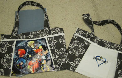 Kingdom Heart Bag