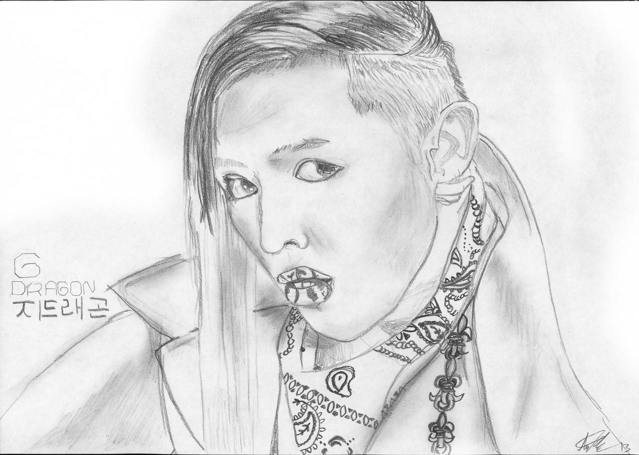 G-Dragon by SirPomPom