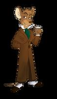 Basil Of Baker Street by clwnprincessofcrime