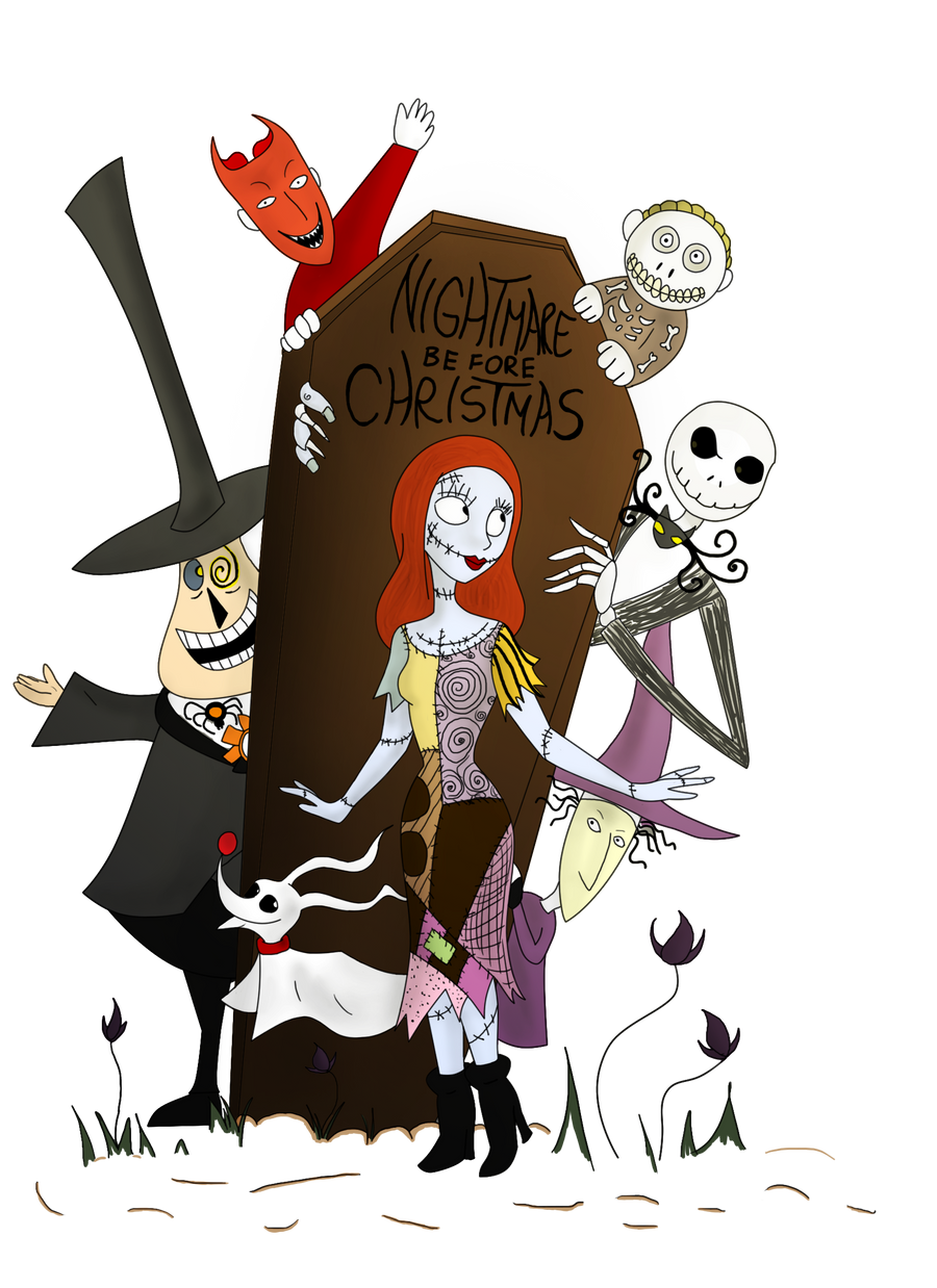 Happy Halloween Nightmare Before Christmas Wallpaper Zero Zdrwvs