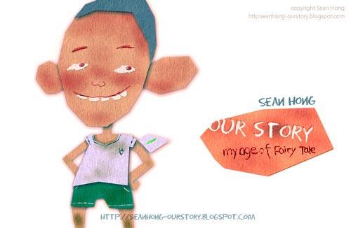 SeanRedSmile's Profile Picture