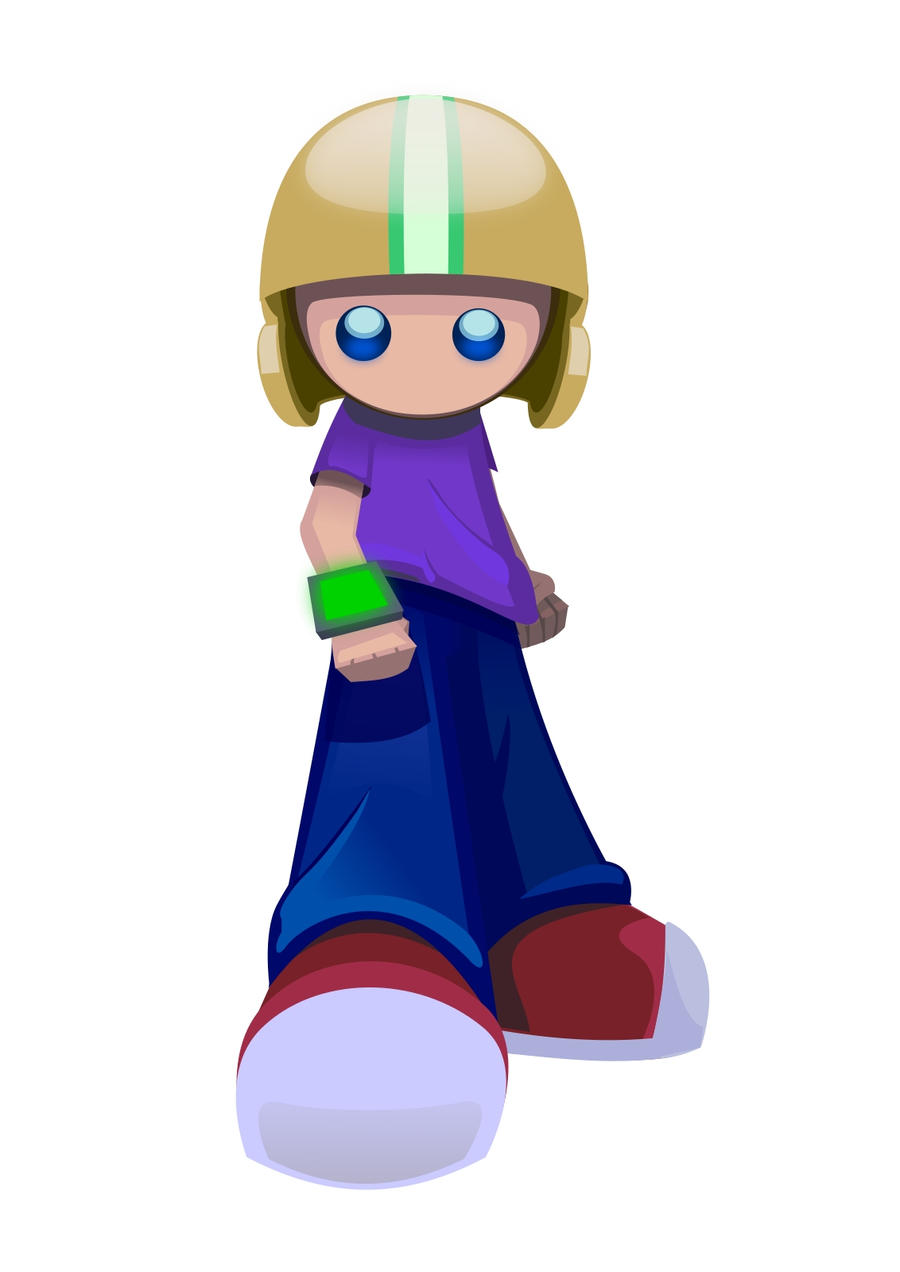 Commander Keen by JacobPease