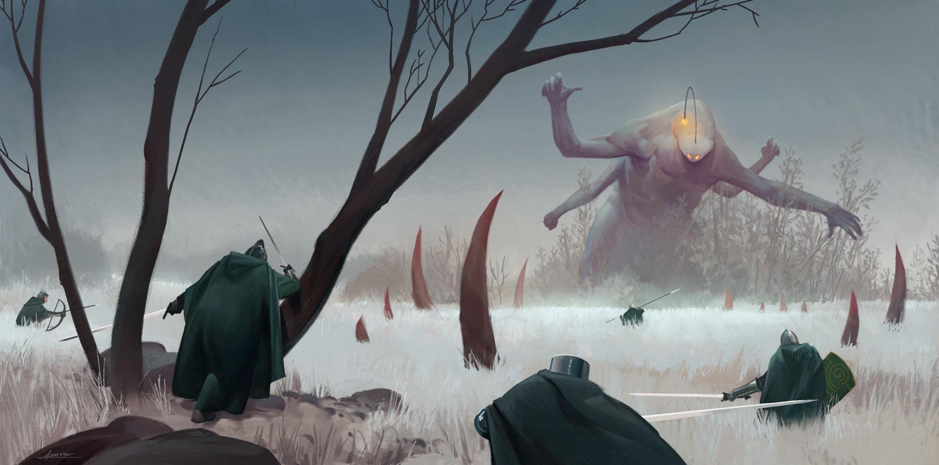 The Bait by marmottart